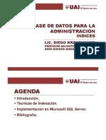 BDA Indices 2013