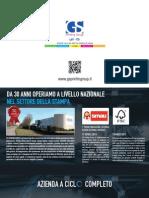 Presentazione azienda GS Printing Group