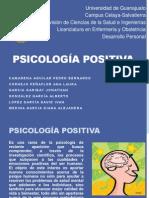 Psicología Positiva