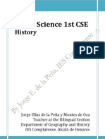History 1st CSE
