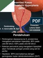 BPH ana