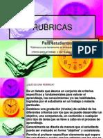 Rubric A