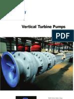 Vertical Pump Detailed Catalog