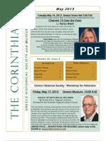 The Corinthian May-June 2013