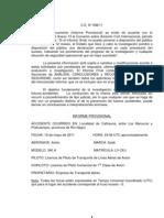 Informe Preliminar SOL 9611