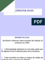 1 Aula de Bromatologia