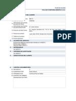 Modelo de Criterio de Aptitud Por Puestos de Trabajo