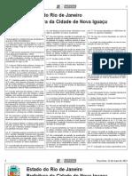 diario oficia de nova iguaçu 21 de maio de 2013.