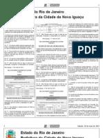 diario oficial de nova iguaçu 18 de maio de 2013.