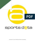 Sportsdata Basic Soccer Standards 23.01.2013
