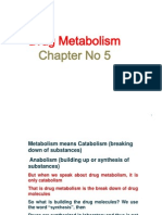 Drug Metabolism OK