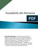 Inundatiile Din Romania