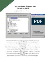 Partage de Connexion Internet Sous Windows 98 SE