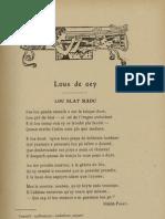 Reclams de Biarn e Gascounhe. - May 1910 - N°5 (14e Anade)