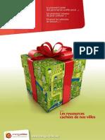 Les ressources cachées de nos villes, Energy Cities INFO magazine n°41, Printemps 2013