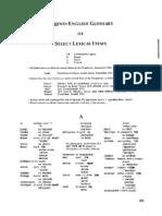 CursoDeLadino.com.ar - 16 Ladino Vocabulary