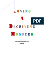 Loving A Deceiving Monster