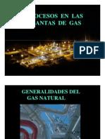Procesos en Plantas de Gas Parte 1