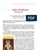 St. Mark of Ephesos