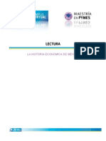Historia de La Economia Mexicana 1920-1980
