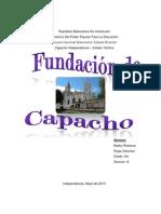 Capacho o Capacho Viejo es una ciudad del Estado Táchira