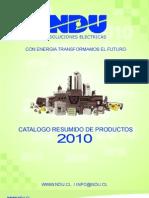 Catalogo Ndu 2010