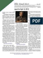 457 - Benjamin Fulford Report for April 8, 2013