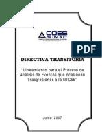 Directiva Transitoria-Lineamientos Analisis CTAF.coes