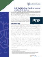 The Arab World Online