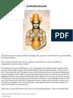 Ayurveda y Hierbas Medicinales