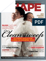 SCA Shape Magazine Issue 1 2007