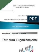 Aula - Departamentalização