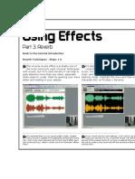 Computer Music Tutorials - Using Effects