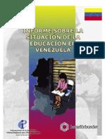 Internacional de La Educacion - Situacion de La Educacion en Venezuela