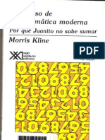 El Fracaso de La Matemática Moderna