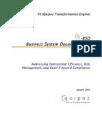 Business System Documentation