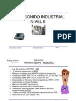 Ultrasonido Nivel II Modificada