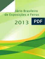 Calendario de Feiras 2013