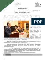 17/10/11 Germán Tenorio Vasconcelos TRATAMIENTO PARA MENOPAUSIA AL ALCANCE DE TODAS LAS OAXAQUEÑAS, SSO