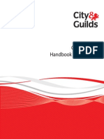 City and Guilds Teachers Handbook