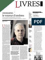 Supplément Le Monde des livres 2013.05.03