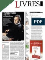 Supplément Le Monde des livres 2013.04.12