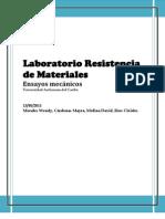 Laboratorio de Resistencia de Materiales Con Impacto Terminado