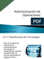 Administración de Operaciones laura