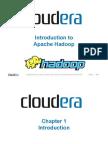 Introduction to Apache Hadoop Presentation