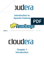 Introduction to Apache Hadoop Presentation