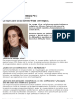 Verrugas víricas. Dra. Bibiana Pérez