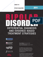 Medical Management of Bipolar Disorder a Pharmacologic Perspective