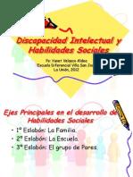 Disc Intelectual y HHSS YAnet