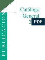 2012catalogo General Escuela Diplomatica
